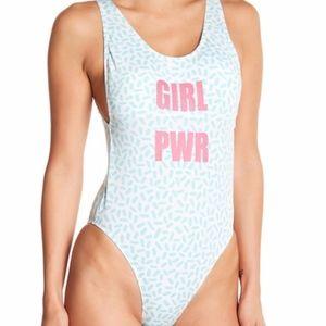 """YMI """"Girl Power"""" Swimsuit"""
